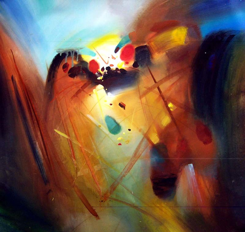 China Fantasy Oil Painting (FX092-2) - China Fantasy Oil ...
