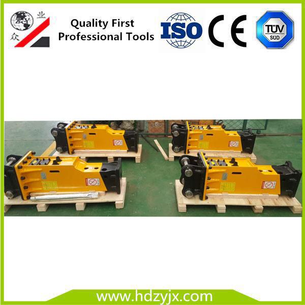 Slience Type Box Type Hydraulic Breaker Hammer