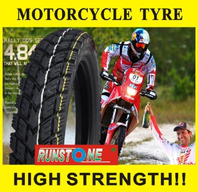 Front&Back off Road Pattern Motorcycle Tyre 3.00-17 3.00-18