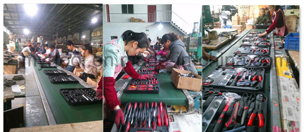 149PCS Best Selling Pink Women Tool Kit (FY149B)