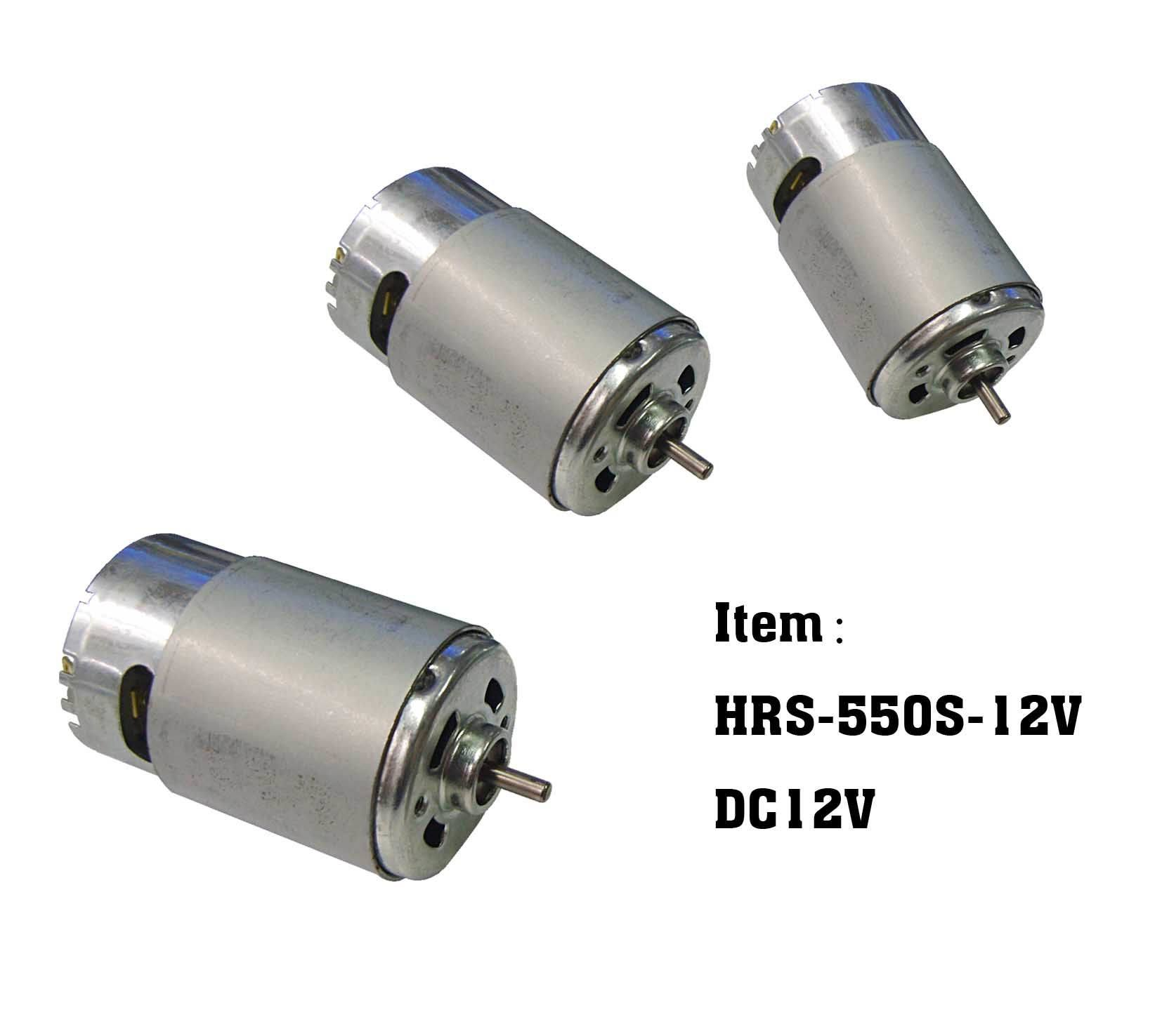 Electric Motor Specification Guide