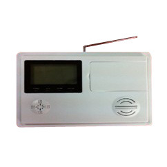 GSM -99-4 99 Wireless Zones & 4 Wired Zones GSM Alarm System