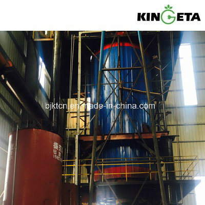 Kingeta One Belt One Road Biomass Pyrolysis Multi-Co-Generation Gasifier