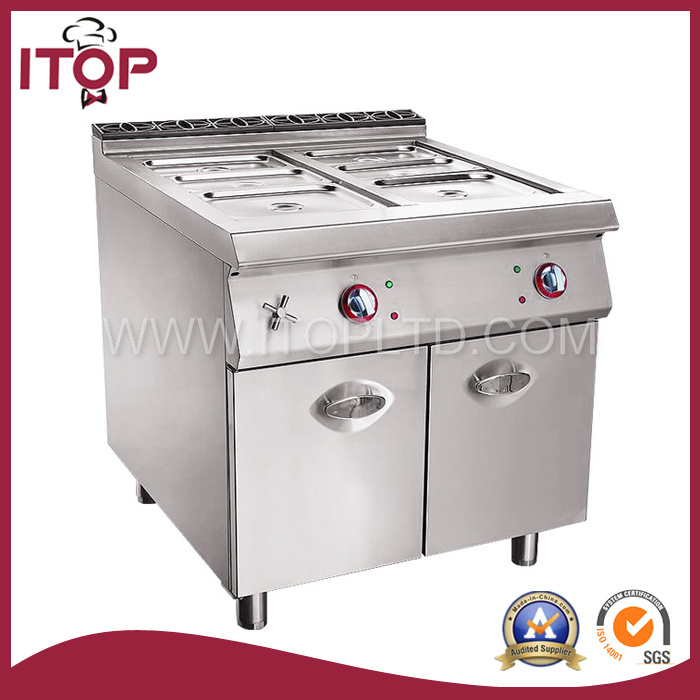 Stainless Steel Bain Marie with Cabinet (XR900-RB/TB)