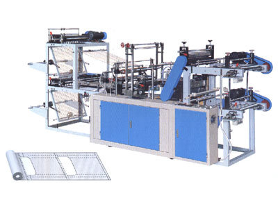 Rolling Bag Making Machine (SSR-700)