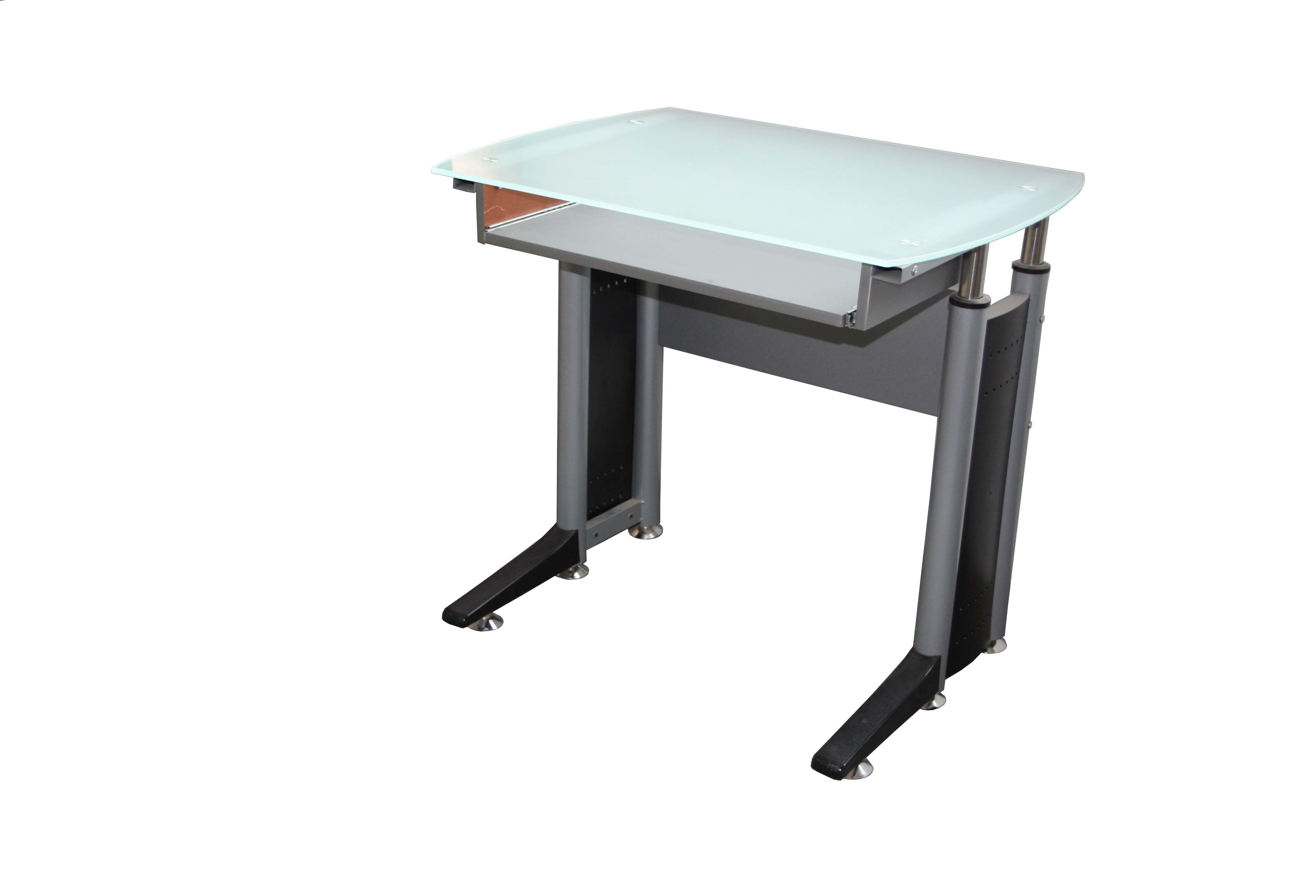 metal computer table ct 36gi china glass metal computer table