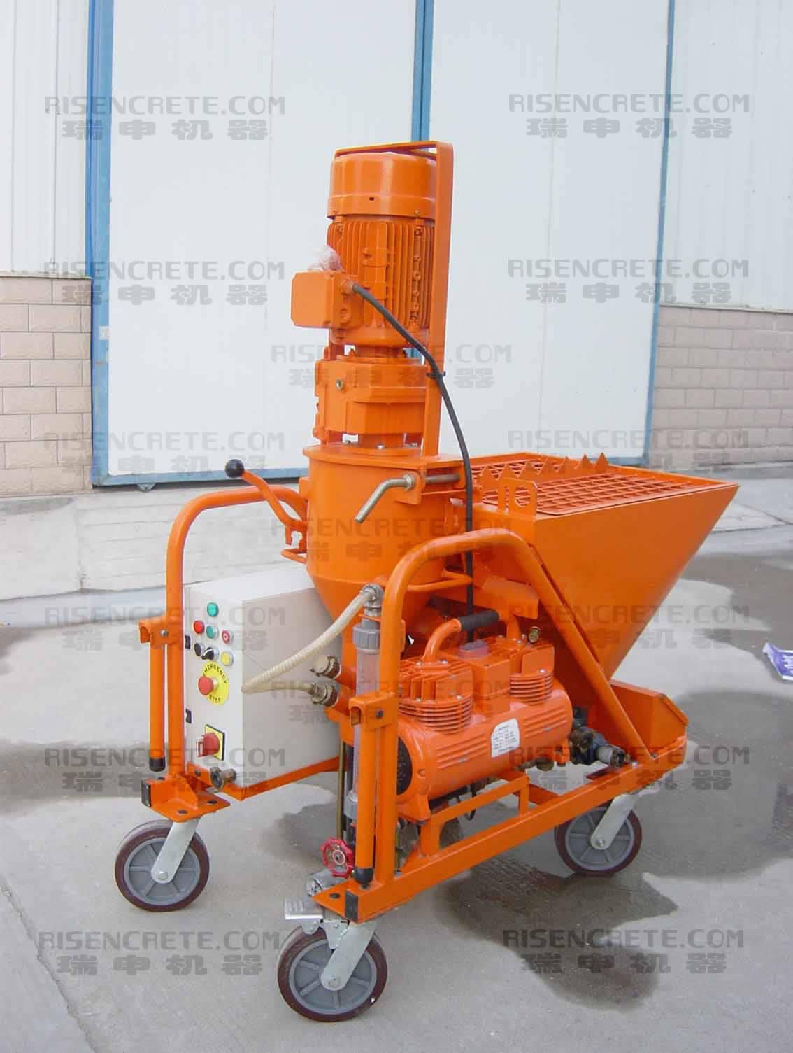 Risen Rx30 Mortar Mixer-Pump