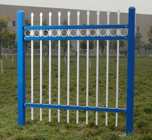 China Ornamental Garden Fence in Artistic Design SW004