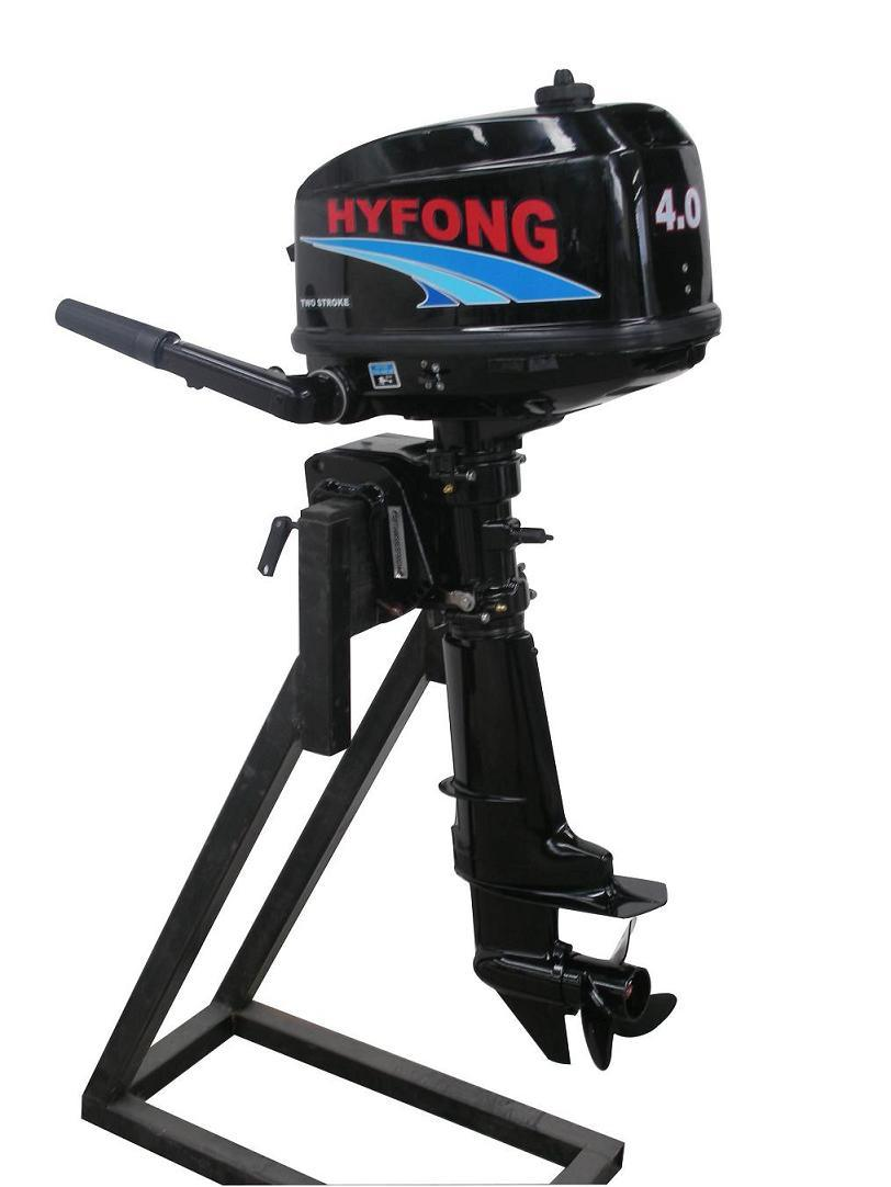 China 4hp 2 Stroke Outboard Motor T4bms China Outboard