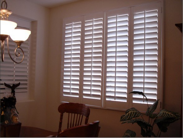 Interior Home Plantation Shutters - 3