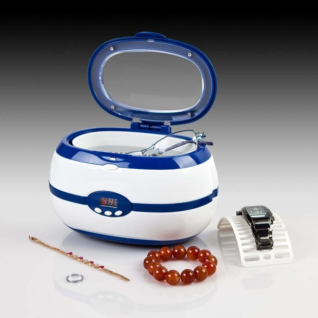preserves ultrasonic jewelry cleaner