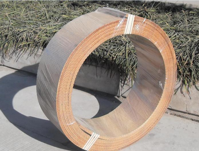 Woven Brake Lining Material : China woven brake lining roll for capstan resin