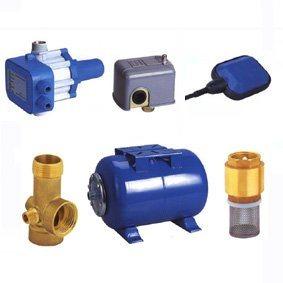 Pump Accessory, Float Switch, Pressure Control Switch, Pressure Tank