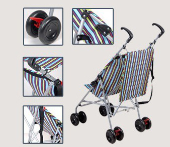 Folding Umbrella Doll Stroller | Overstock.com