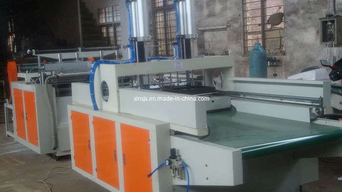 Double Channel Heat Sealing and Heat Cutting Bag Making Machine (DFR)