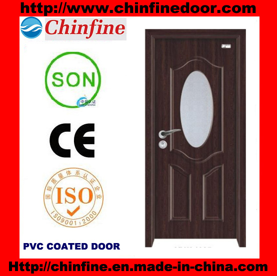 PVC Doors with Best Price (CF-W018)