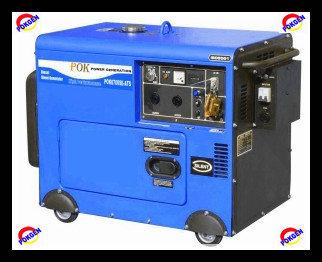 CE 5kw Diesel Generator