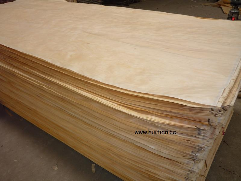 100% Natural White Birch Veneer at a Best Price