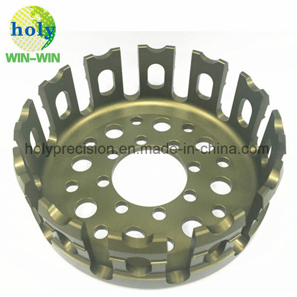 Machining for 6061-T6/2017/6083/5052 Aluminum Material Camera Parts
