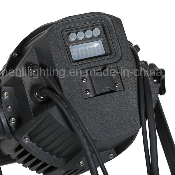 IP65 LED Waterproof 54*3W RGBW PAR for Outdoor Stage (HL-033)