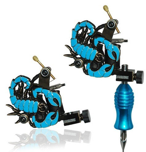 This is Fashion Body Art Tattoo Machines, with perfect design,