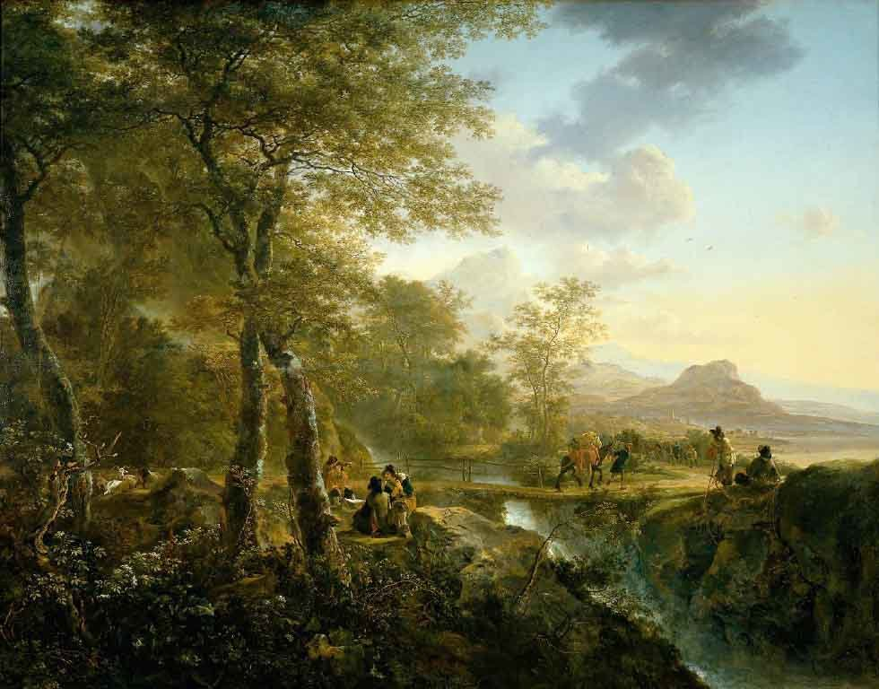 Renfred freudenburg desert landscape painting for Artwork landscapes