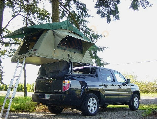 China 4x4 Truck Roof Top Tent For 2 Person China Roof