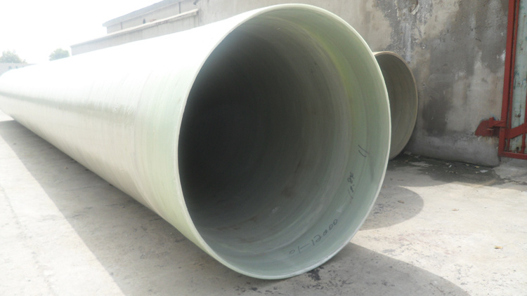 China grp frp pipe duct