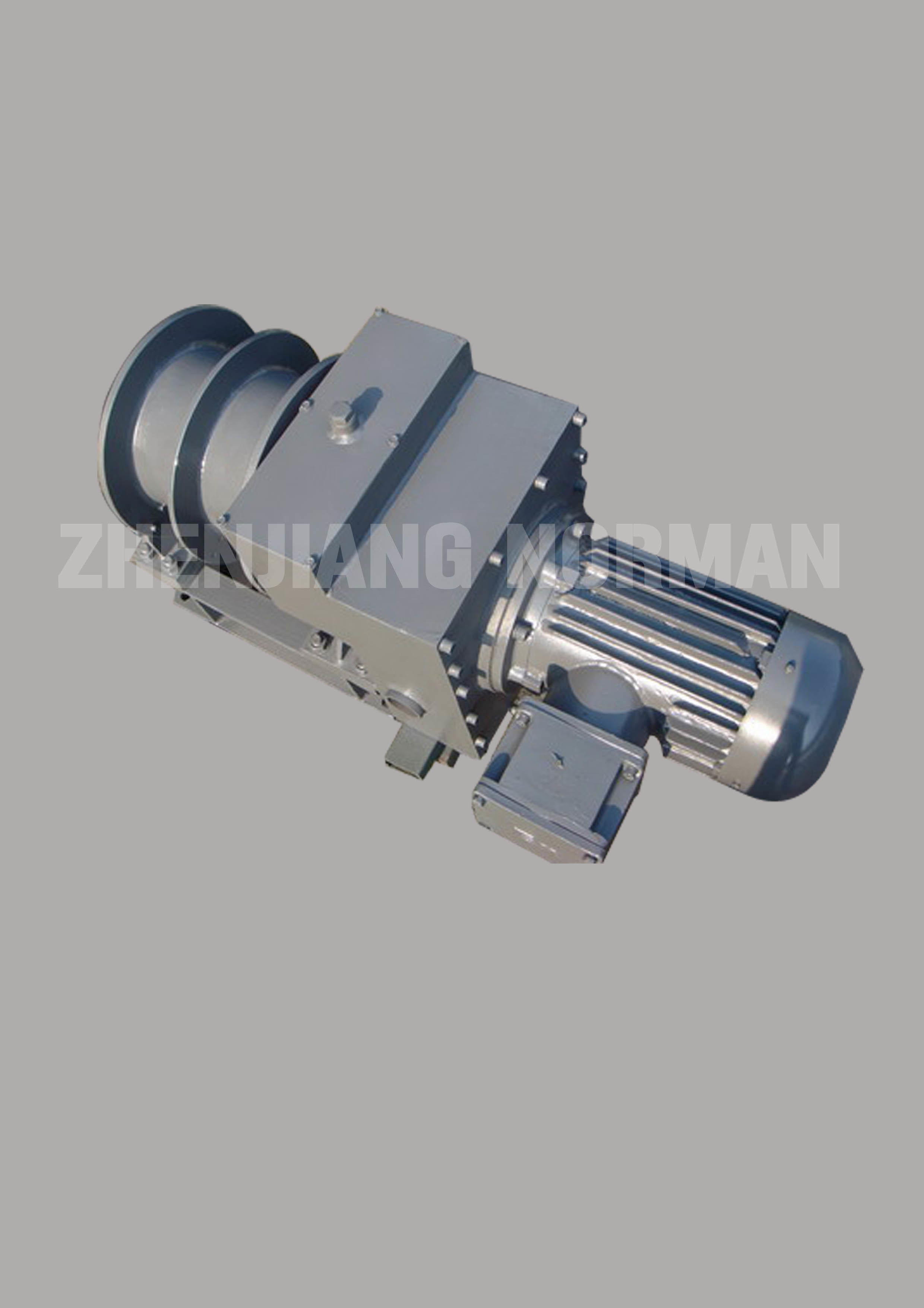 Marine Steel Explosion-Proof Double-Drum Winch