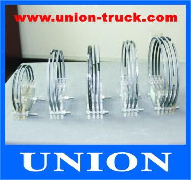 Piston Ring for ISUZU, JMC, JAC, DFAC, FAW, FOTON, DOOSAN DAEWOO, HYUNDAI, KIA, HINO, MITSUBISHI, Toyota, Nissan, MAZDA Engine