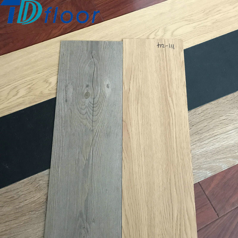 Virgin Material 2mm 2.5mm 3mm Dryback Glue Down PVC Vinyl Plank Flooring