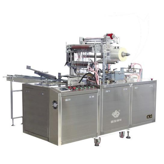 Cigarettes Packing Machine (LS-300L)