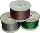 Coated Stainless Steel Rope 7*7-1/1.5mm
