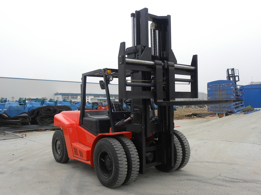 10 Ton Fork Lift : Ton diesel fork lift pictures to pin on pinterest