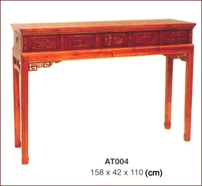 Desks Tables on Chinese Antique Furniture   Tables   Desks  At004    China Table  Desk