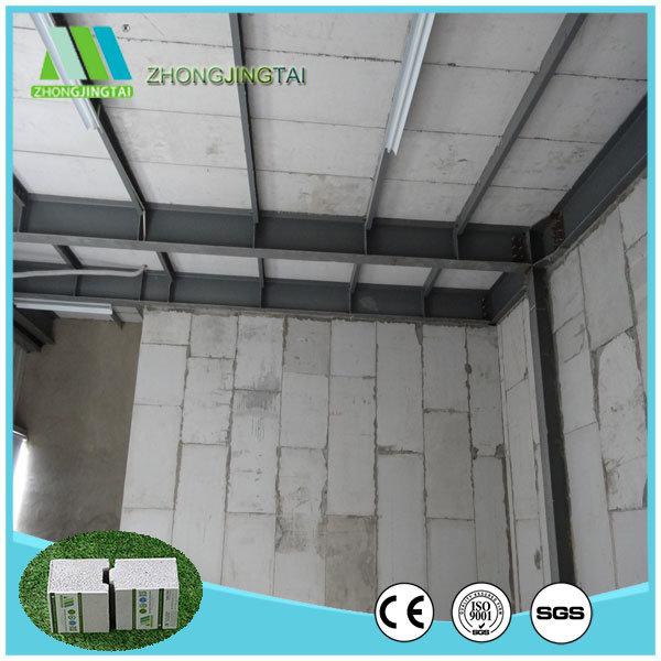Moistureproof and Heat Insulation Composite Sandwich Wall Panel