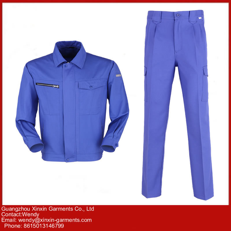 Factory Custom Cheap Workwear Coverall for Industrial Work Wear Uniforms (W315)