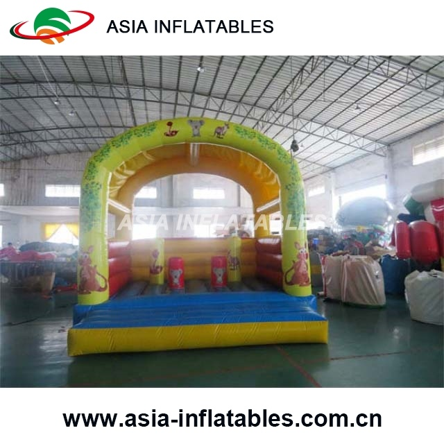 Kids Inflatable Animal Bounce Castle for Sale