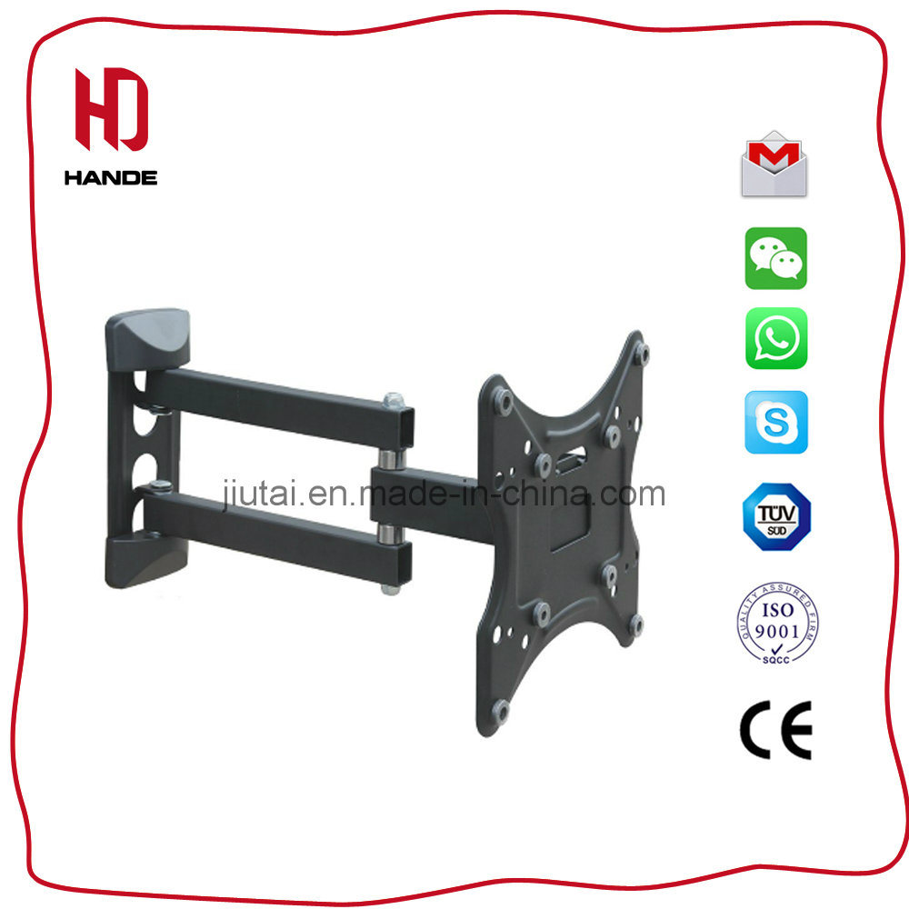 Economy Steel Full-Motion TV Wall Mount Fit for 17-42′′