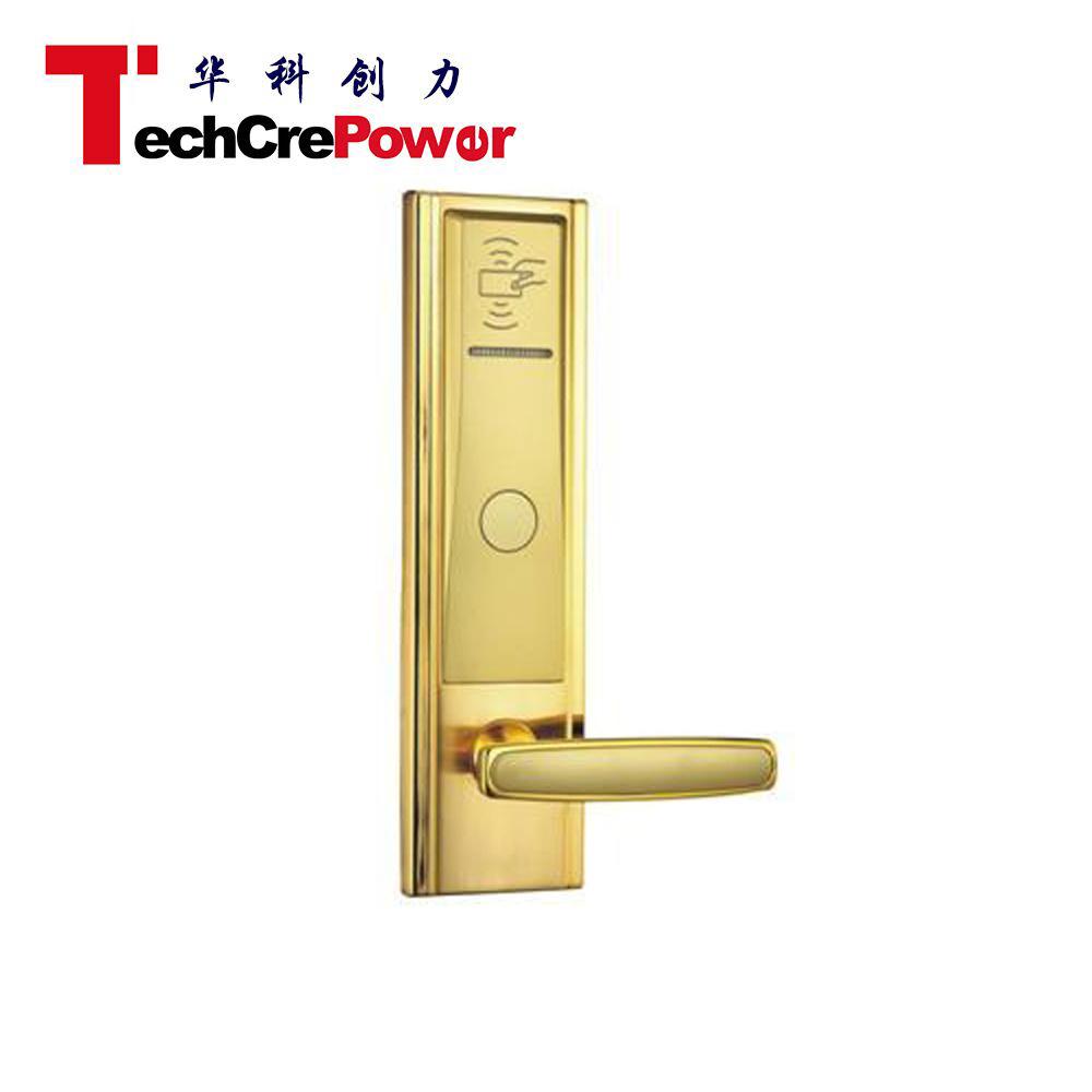 L812m Hotel Management Door Lock Hotel Door Access Control System