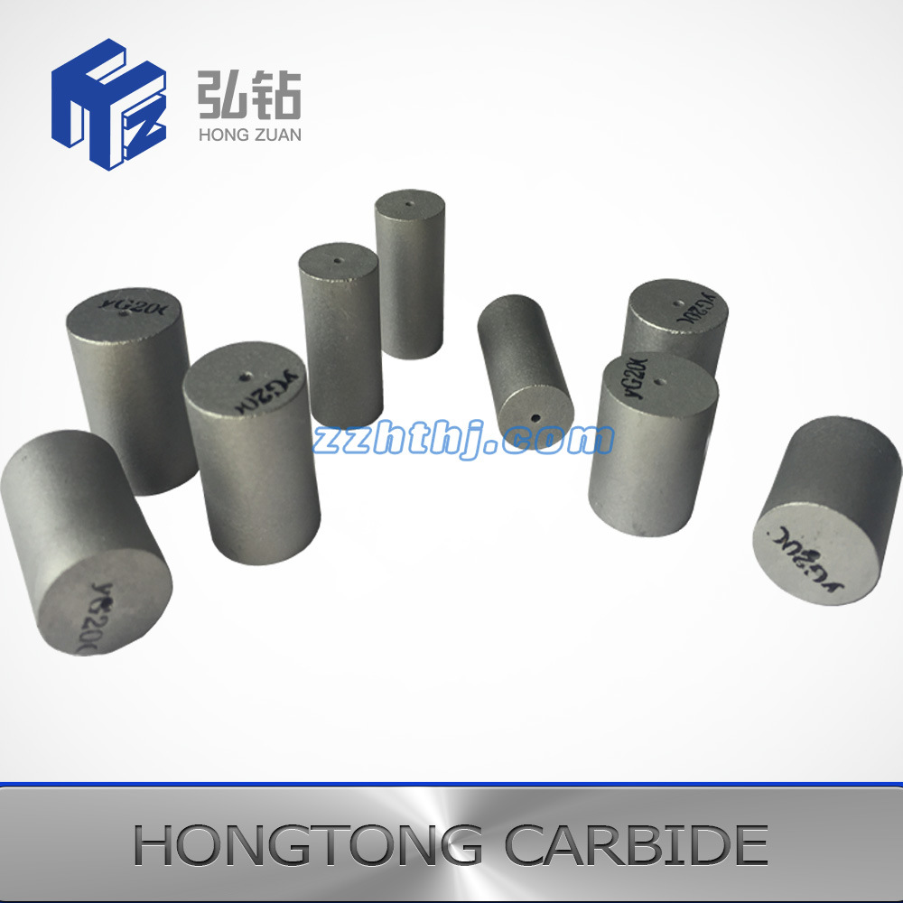 Yg20c Yg25c Solid Tungsten Carbide Cold Stamping Dies for Screws & Bolt