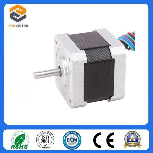 NEMA 17 Two Phases Stepping Motor/Gear Motor for Textile Machine