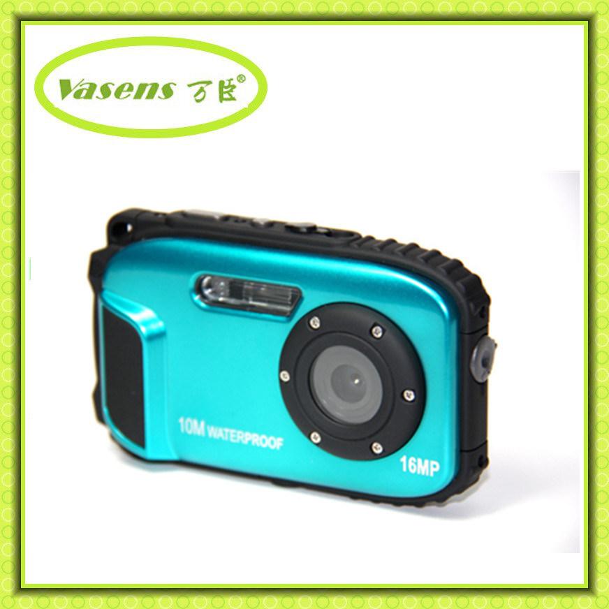 216 1080P Waterproof 10m Digital Camera Camcorder