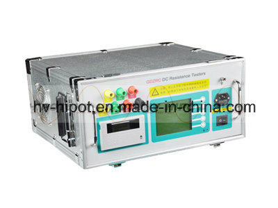 DC Winding Resistance Tester (GDZRS-20A)
