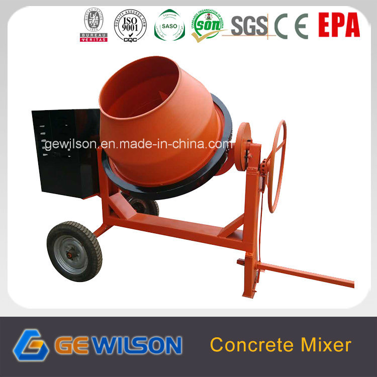 350L Mini Concrete Mixer for Sale