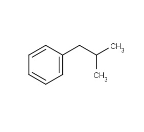 Chemical Reagent Isobutylbenzene CAS 538-93-2