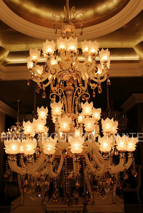 Modern European Swarovski Crystal Decoration Pendant Lighting