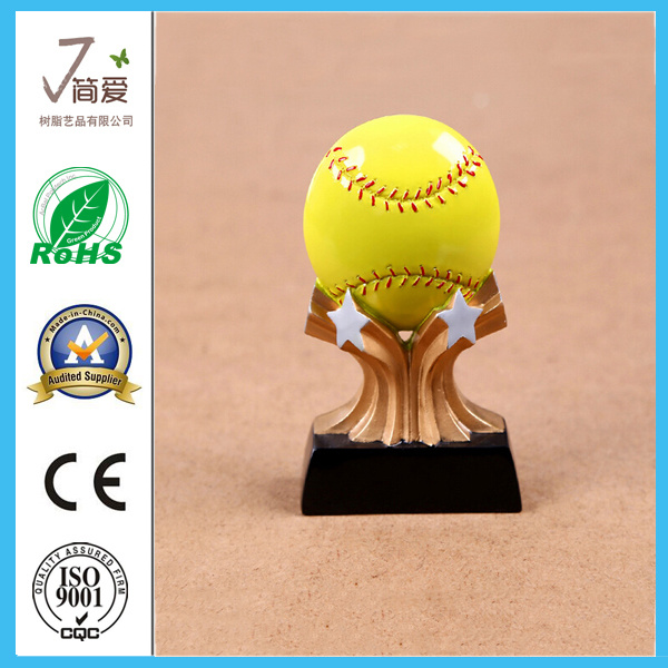Custom Football World Cup Trophy, Polyresin Resin Sports Trophy