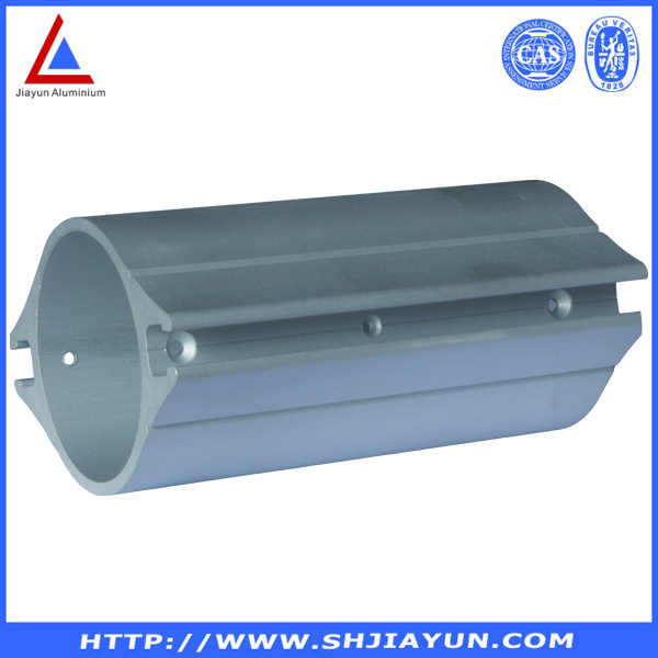 6000 Series Extrude OEM Aluminum for Industry Usages
