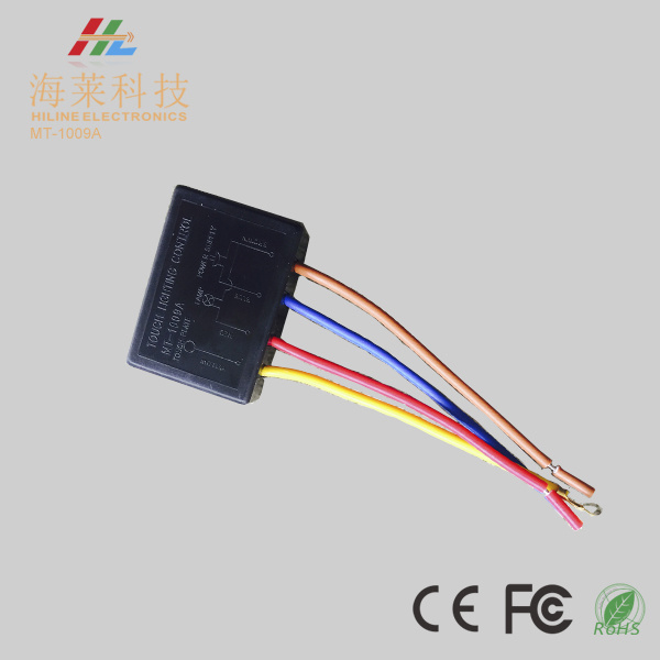 1-60W Mt-1009A LED Mini Touch Dim Switch